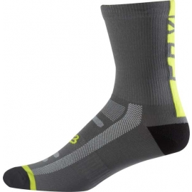 Fox Sports & Clothing 8 LOGO TRAIL SOCK - Cyklo ponožky