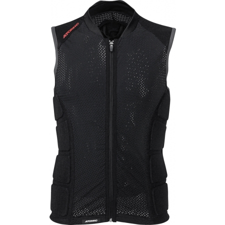 Atomic LIVE SHIELD VEST MEN - Protecție spate