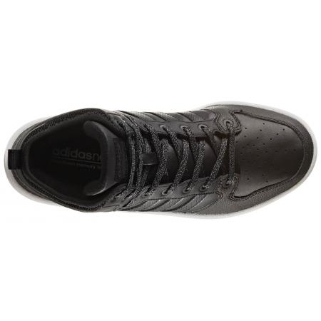Dámská lifestylová obuv - adidas CF HOOPS MID WTR W - 3