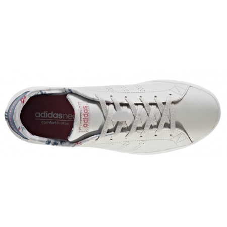 Dámská volnočasová obuv - adidas ADVANTAGE CL QT W - 3
