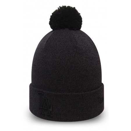 New Era WMN BOBBLE LOS ANGELES DODGERS - Women's club winter beanie