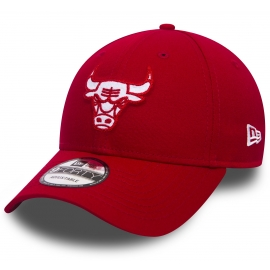 New Era 9FORTY FELT CHICAGO BULLS - Клубна шапка с козирка