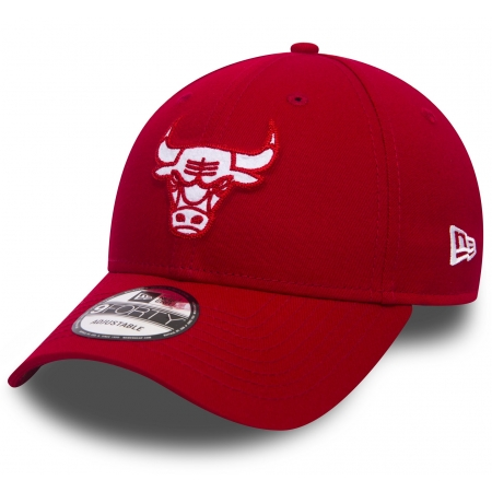 Klubová kšiltovka - New Era 9FORTY FELT CHICAGO BULLS
