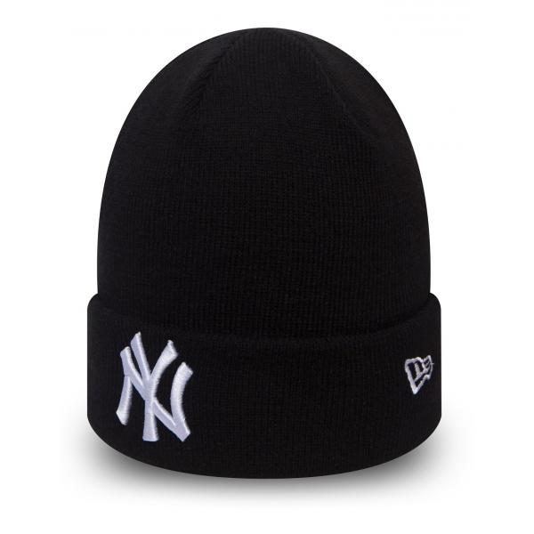 New Era WMN CUFF NEW YORK YANKEES - Dámska zimná klubová čiapka