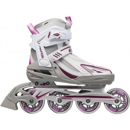 Dámske kolieskové korčule - Bergun PATCH - 1