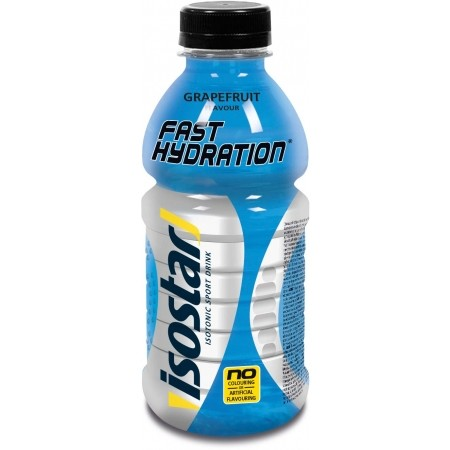 Băutură izotonică - Isostar FAST HYDRATION GRAPEFRUIT 500 ML