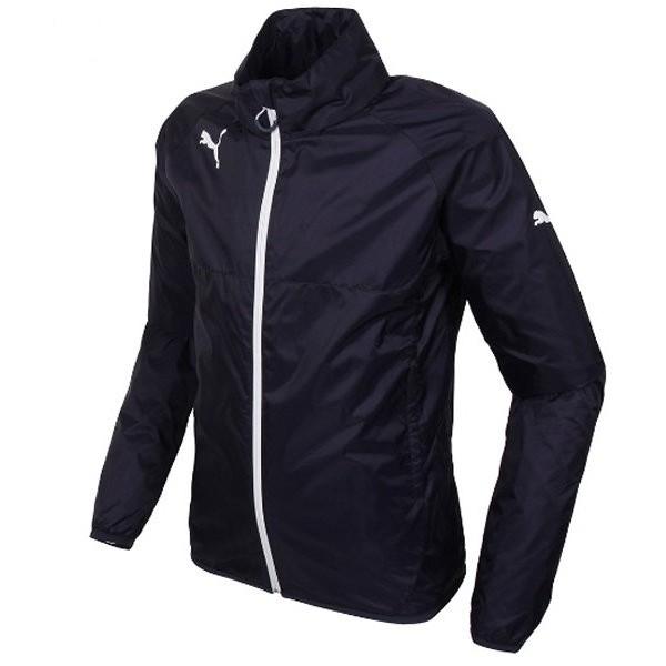 Puma RAIN JACKET JR. kék 176 - Gyerek kabát
