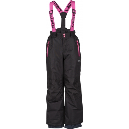 Girls' ski trousers - Lewro LEITH 140-170 - 2