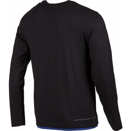 Pánské triko - Lotto BRYAN V TEE LS - 3