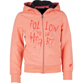 Lotto DOLLY V SWEAT FZ HD G