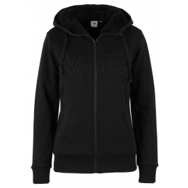 Vans HEARSAY ZIP HOODIE - Women's sweatshirt