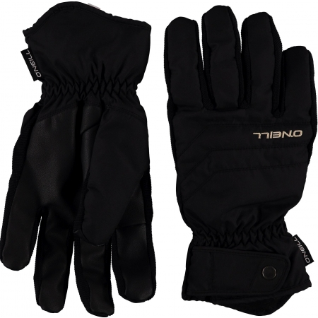 Мъжки софтшелови ръкавици за ски/сноуборд - O'Neill BM FREESTYLE GLOVES - 1