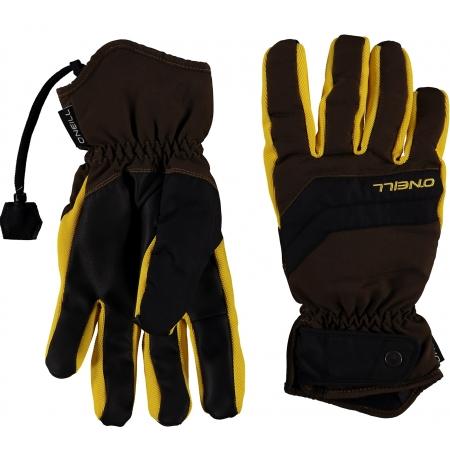 Мъжки софтшелови ръкавици за ски/сноуборд - O'Neill BM FREESTYLE GLOVES - 2