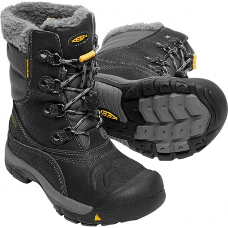 53fd5c4a39d Juniorská zimní obuv - Keen BASIN WP JR - 8