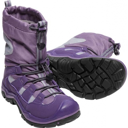 3d4d460af6f Juniorská zimní obuv - Keen WINTERPORT II WP JR - 5
