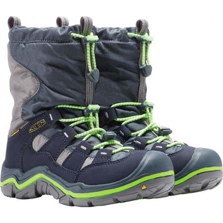6c3f6fbf9b2 Juniorská zimní obuv - Keen WINTERPORT II WP JR - 7