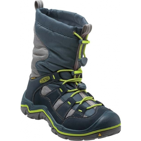 711b77b4636 Juniorská zimní obuv - Keen WINTERPORT II WP JR - 1