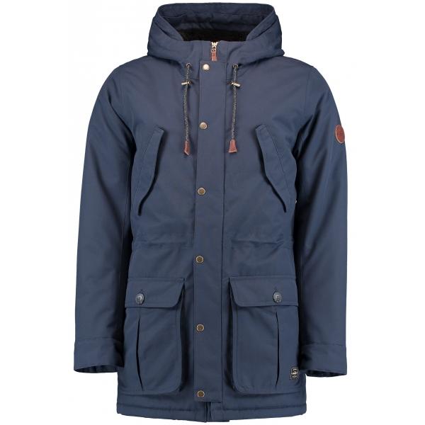 O'Neill AM JOURNEY PARKA sötétkék XL - Férfi kabát