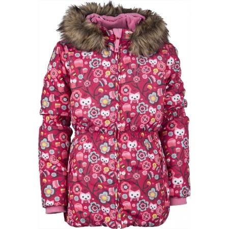 Lewro LAWANDA 140-170 - Dievčenská zimná bunda