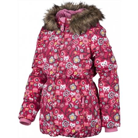 Dívčí zimní bunda - Lewro LAWANDA 140-170 - 2