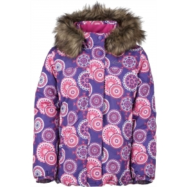 Lewro LATISHA 140-170 - Girls' winter jacket