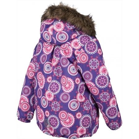 Dievčenská zimná bunda - Lewro LATISHA 140-170 - 3