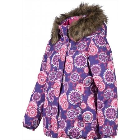 Dívčí zimní bunda - Lewro LATISHA 140-170 - 2