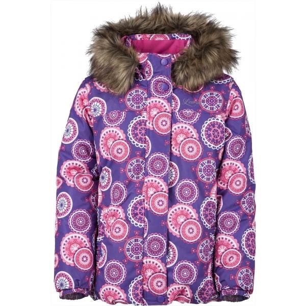 Lewro LATISHA 116-134 - Dievčenská zimná bunda