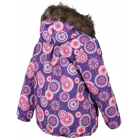 Dievčenská zimná bunda - Lewro LATISHA 116-134 - 3