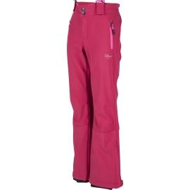 Lewro LONDON 116-134 - Dievčenské lyžiarske nohavice