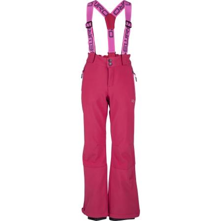 Dievčenské lyžiarske nohavice - Lewro LONDON 116-134 - 2