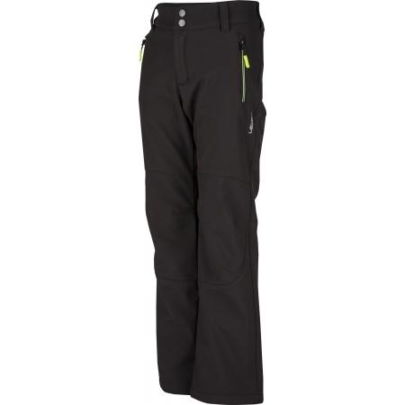 Detské softshellové nohavice - Lewro DAYSON 116-134 - 1