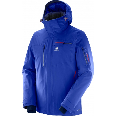 Pánska zimná bunda - Salomon BRILLIANT JKT M - 1 976fb00d855
