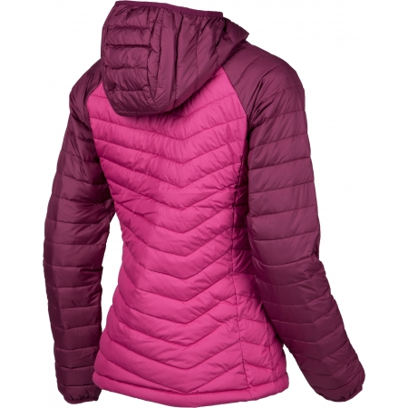 Dámska zimná bunda - Columbia POWDER LITE HOODED JACKET - 3