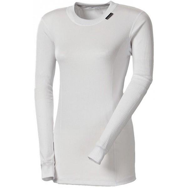 Progress LS W biela XS - Dámske funkčné tričko