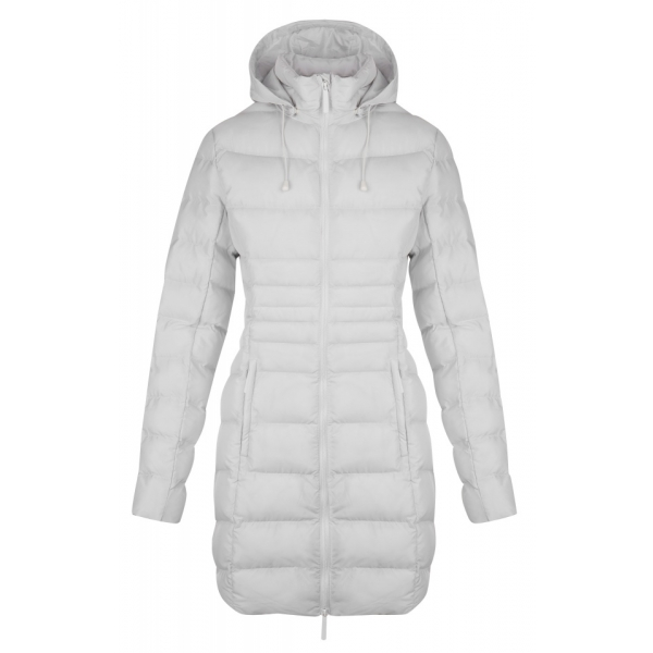 Loap IPANA bílá L - Dámský kabát