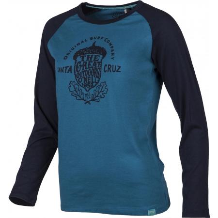 Chlapecké triko s douhým rukávem - O'Neill LB JACKS BASE L/SLV T-SHIRT - 2