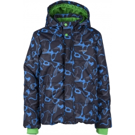 Lewro LAMAR 116-134 - Boys' winter jacket