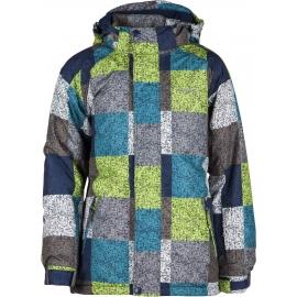 Lewro LAUREL 140-170 - Chlapecká snowboardová bunda