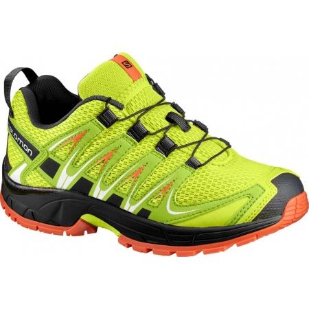 Salomon XA PRO 3D K - Dětská běžecká obuv