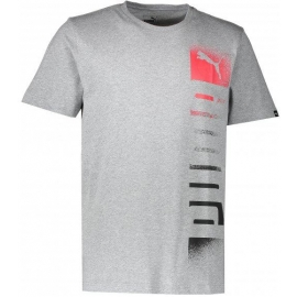 Puma BRAND SHADE LOGO TEE - Pánské tričko 3f7ac62f99f