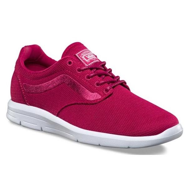 Vans ISO 1.5 piros 6 - Női tornacipő