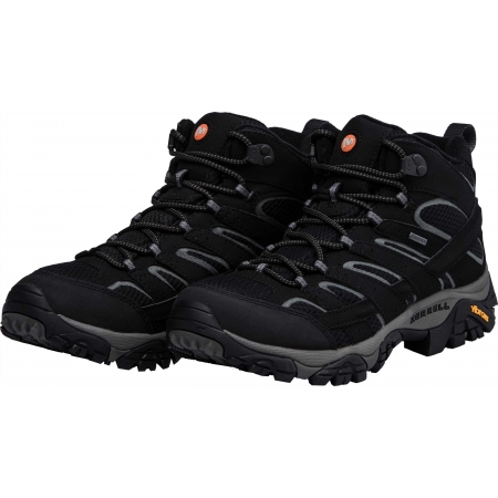 Men's outdoor shoes - Merrell MOAB 2 MID GTX - 2