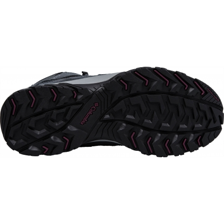 Women's multisport shoes - Columbia CRESTWOOD MID - 6