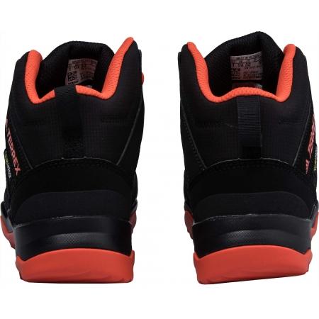 Detská obuv - adidas TERREX AX2R MID CP K - 9