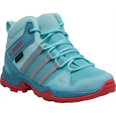 adidas TERREX AX2R MID CP K - Kids' outdoor shoes