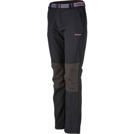 Carra HALEY - Pantaloni softshell damă