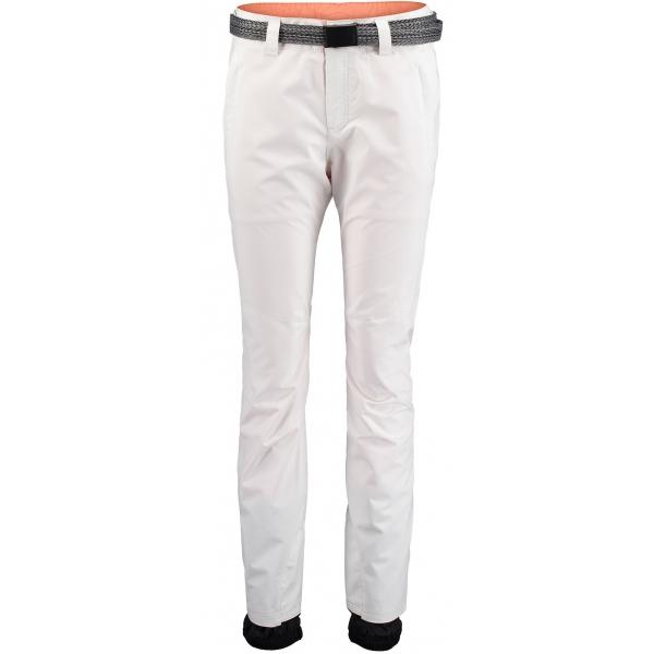 O'Neill PW STAR SLIM FIT PANTS biały S - Spodnie narciarskie/snowboardowe damskie