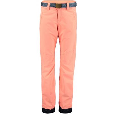 Dámské snowboardové/lyžařské kalhoty - O'Neill PW STAR SLIM FIT PANTS - 1