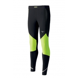 Mizuno STATIC WIND TIGHT - Pánske elastické nohavice